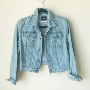 BDG Urban Outfitters Denim Jean Jacket Light Wash